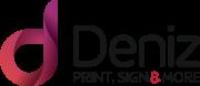 Deniz Print, Sign & More Logo