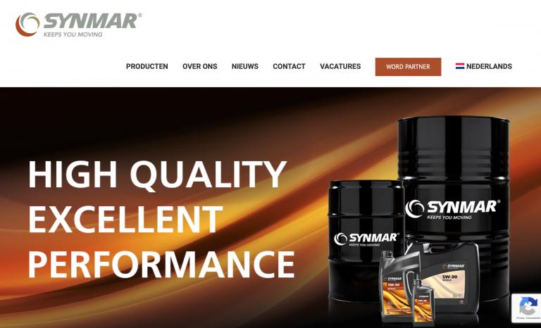 Synmar Website